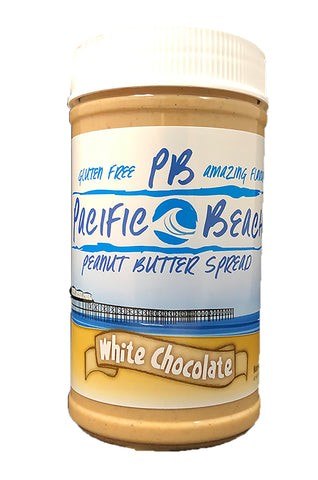 White Chocolate Peanut Butter Spread 12oz
