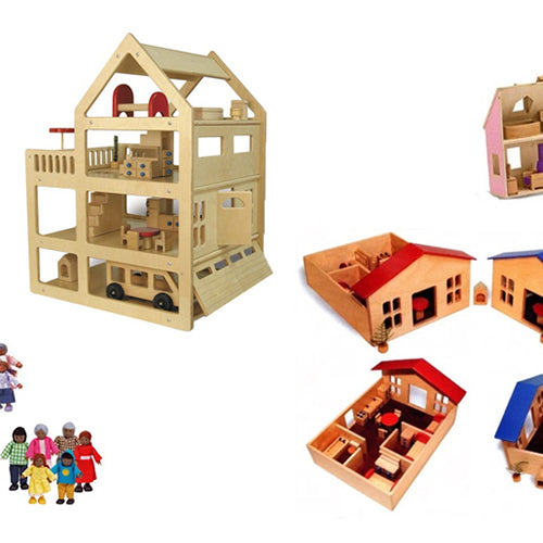 The Best Dollhouse for Play Therapy