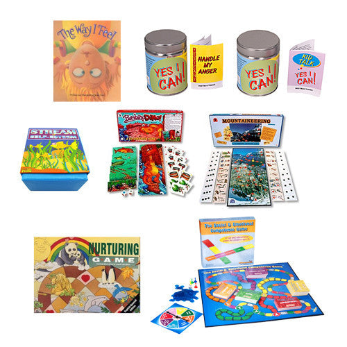 Child Therapy / Play Therapy Games