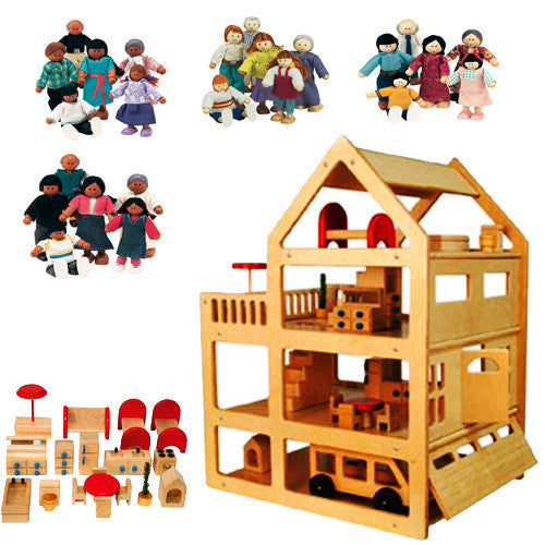 DOLLS, DOLLHOUSES, AND MORE!