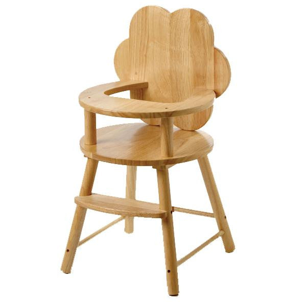 Hardwood Doll High Chair