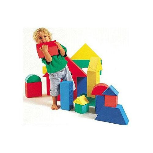 32 Giant Foam Blocks