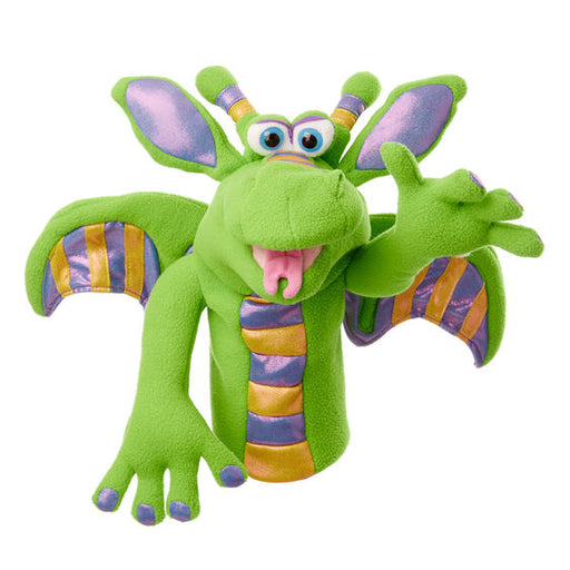 Smoulder Dragon Puppet