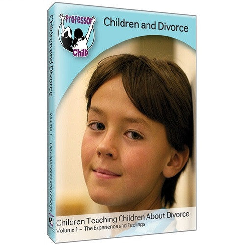 Children & Divorce DVD: Volume 1, The Experience and Feelings