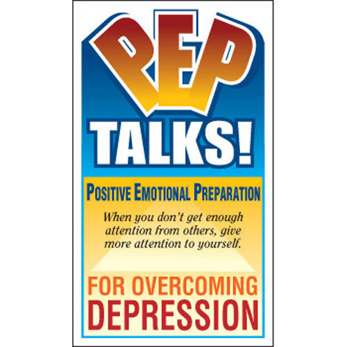 PEP Talks for Overcoming Depression