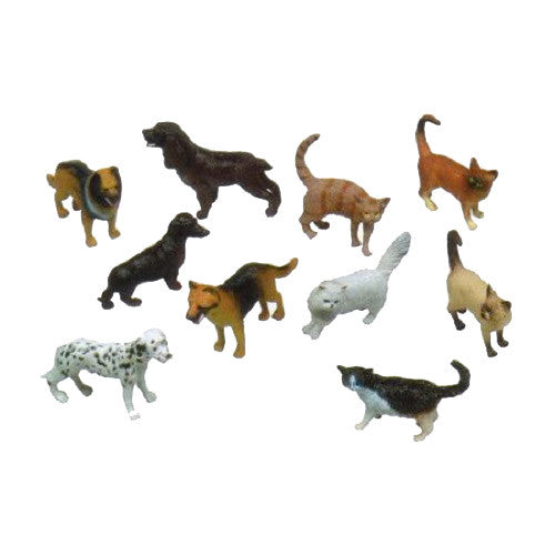 10 pc Large Pet Set