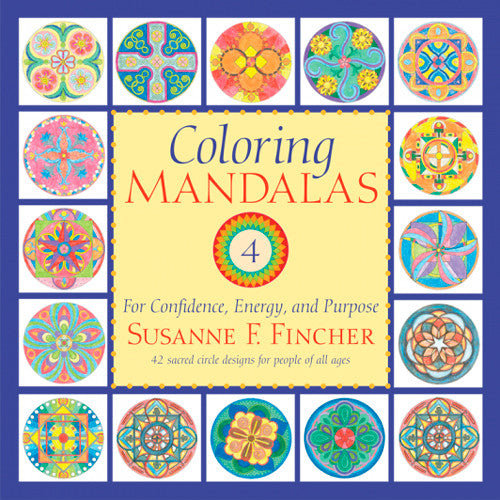 Coloring Mandalas - Four
