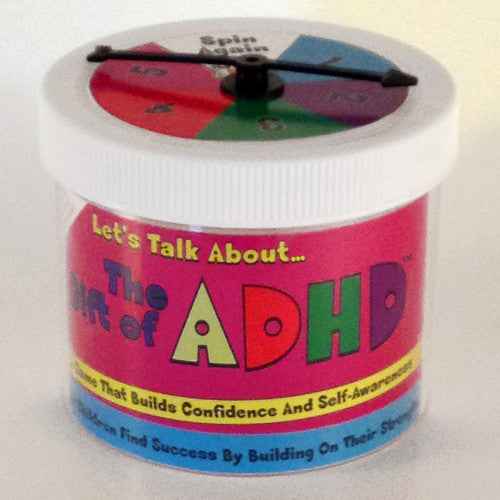 Let's Talk About ... The Gift of ADHD