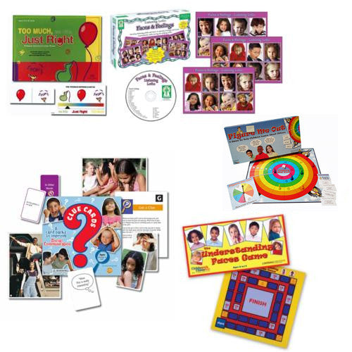 Autism Spectrum Game Package