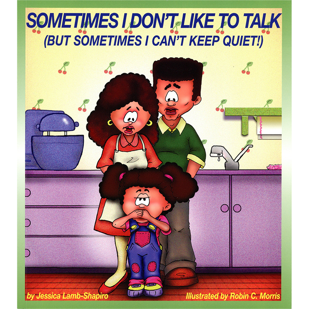 Sometimes I Don't Like To Talk (But Sometimes I Can't Keep Quiet) (shyness)