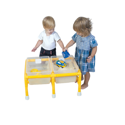 Toddler Double Discovery/Sensory Table