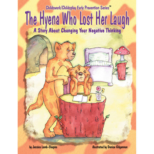 The Hyena Who Lost Her Laugh