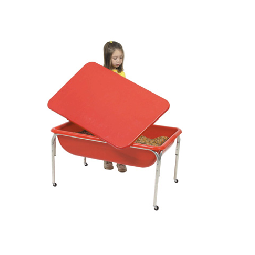 24 Inch Tall Sensory Table & Lid - Large