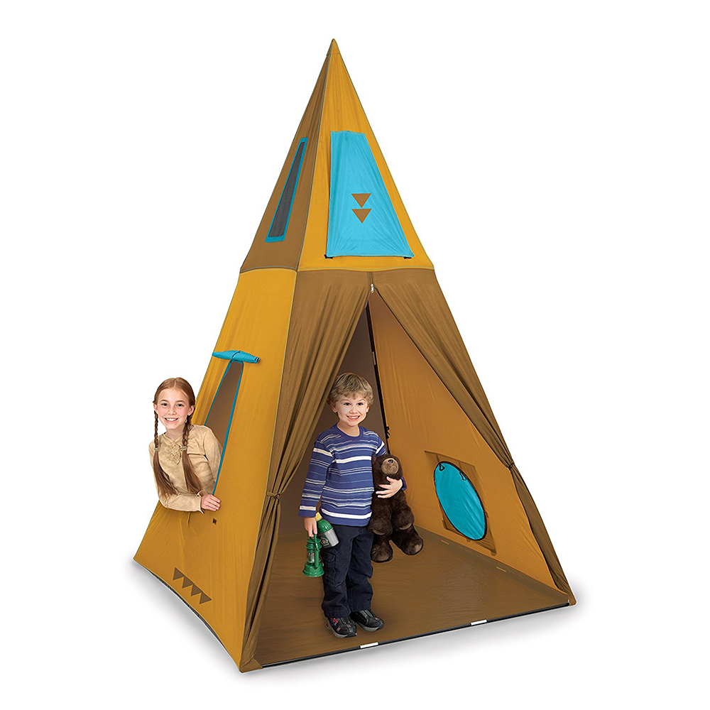 Giant Teepee Play Tent