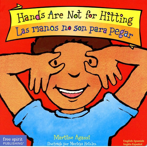 Hands Are Not for Hitting/Las manos no son para pegar (Board Book)