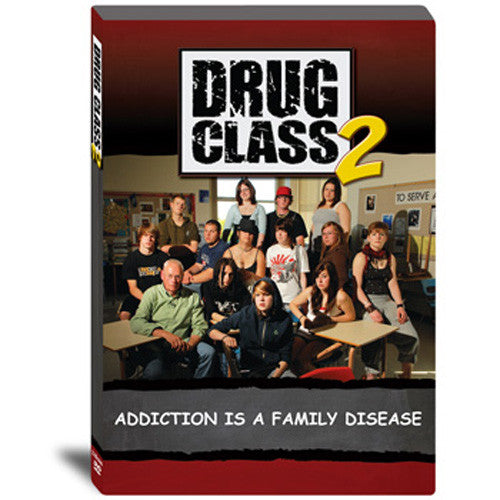 Drug Class 2: Addiction is a Family Disease DVD