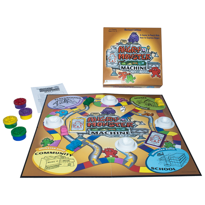 Counseling Play Therapy Game Package #2