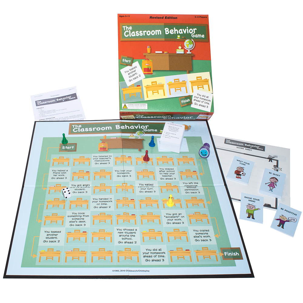The Classroom Behavior Game