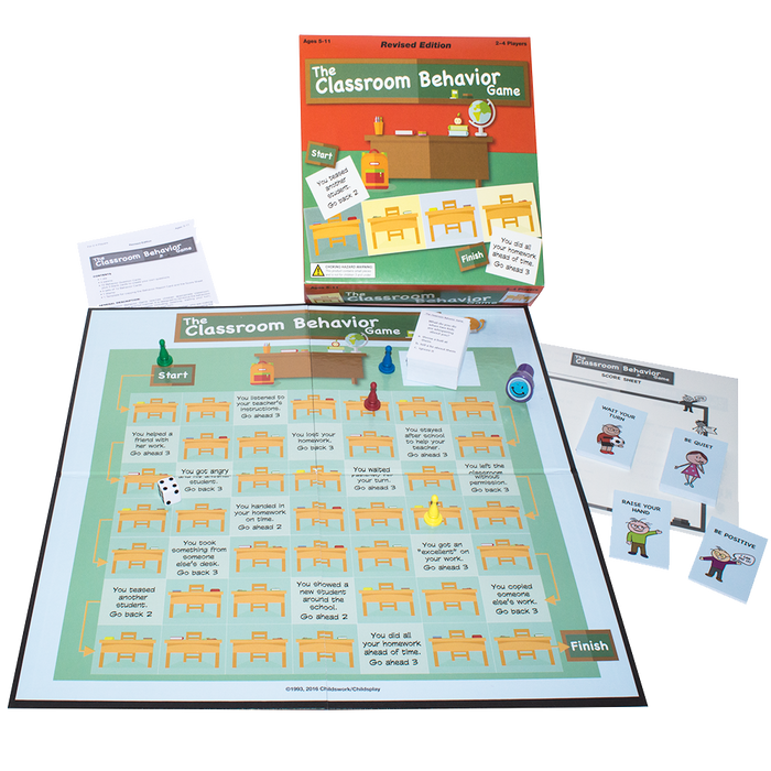 School Counseling Therapy Game Collection