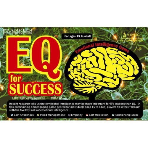 EQ for Success: Emotional Intelligence (adolescence to adult)