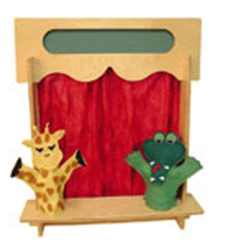 Deluxe Table Top Puppet Theater