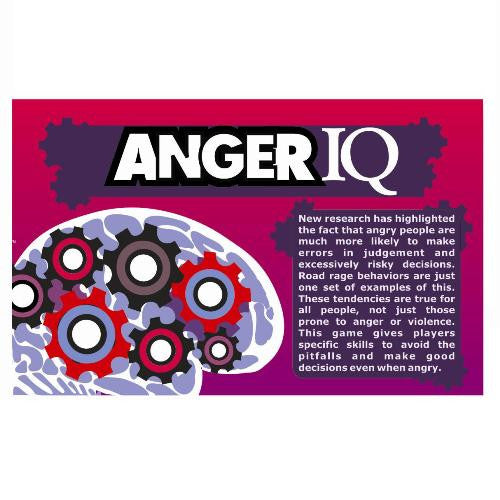 Anger IQ (adolescence thru adult)