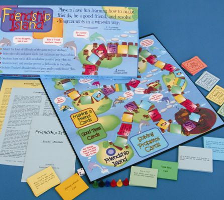 School Counseling and Play Therapy Game Package #2