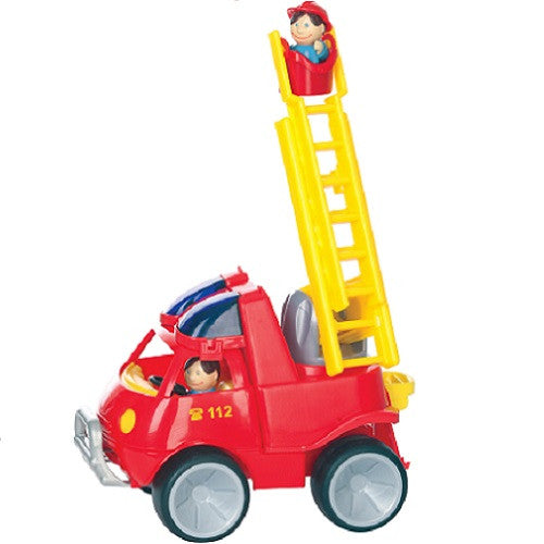 Gowi Toys Fire Engine