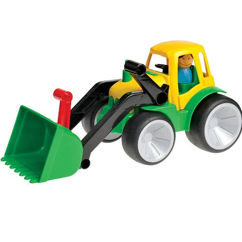Gowi Toys Tractor with Shovel