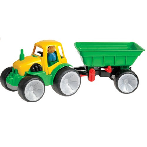 Gowi Toys Tractor with Wagon