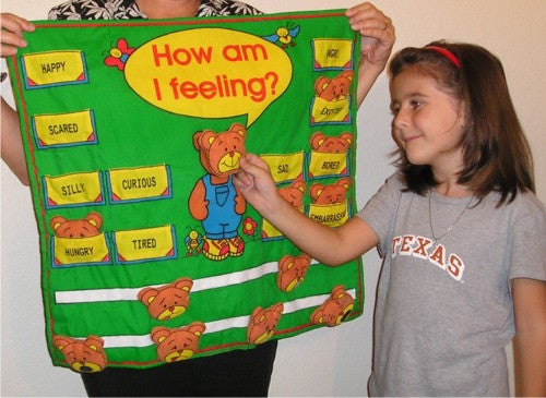 Wall Hanging: How Am I Feeling?