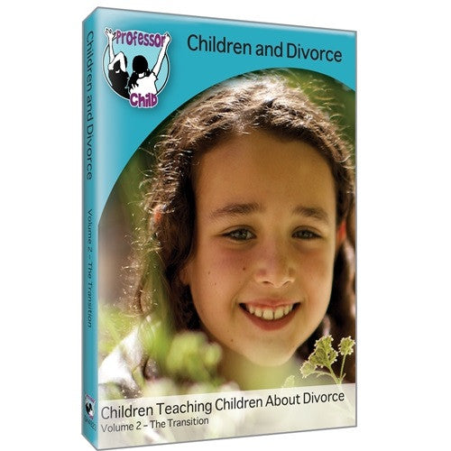 Children and Divorce DVD: Volume 2 The Transition