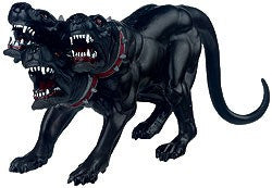 Cerberus (3 Headed Dog)