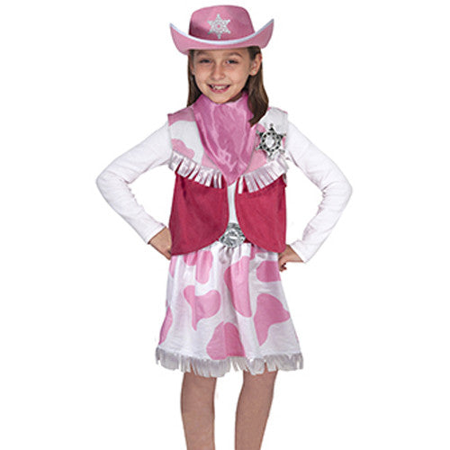 Cowgirl Roleplay Costume Set