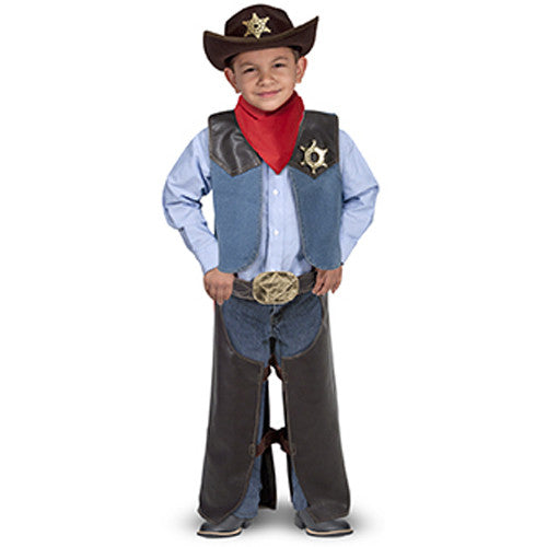 Cowboy Roleplay Costume Set