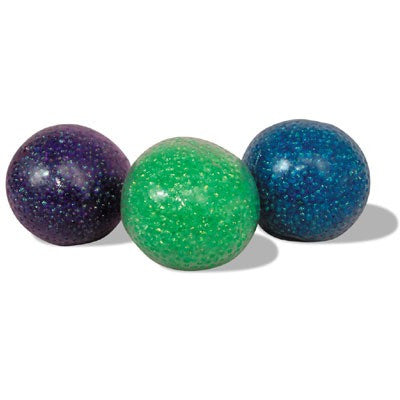 Glitter Bead Stress Ball