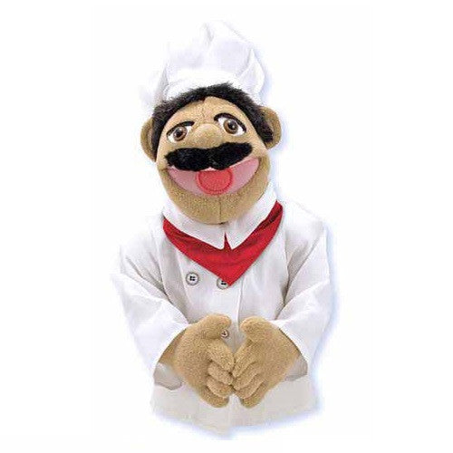 Chef Puppet - Half Body