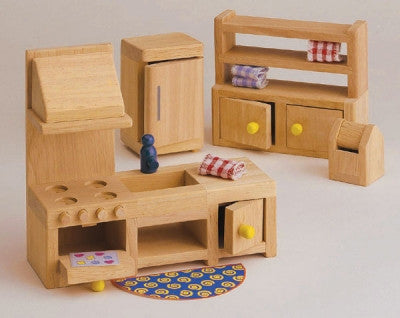 Eight Piece Kitchen Set