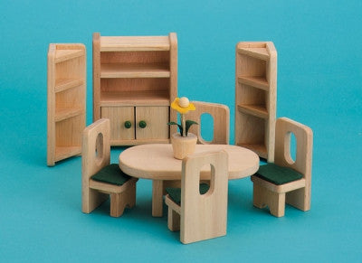 Thirteen Piece Dining Set
