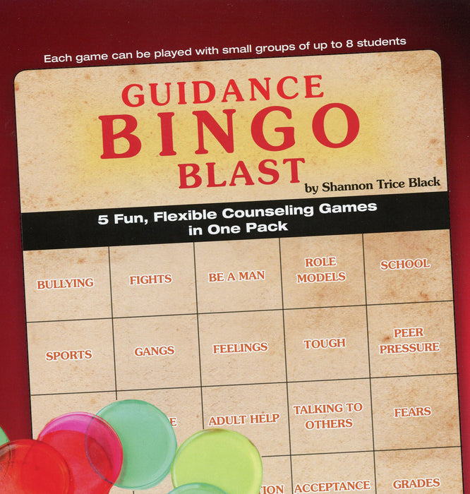Bingo Blast (Five Games in One)