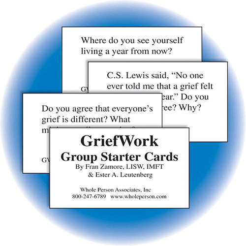 Grief Work Group Starter Card Game
