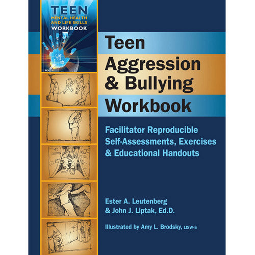 Teen Aggression & Bullying Workbook