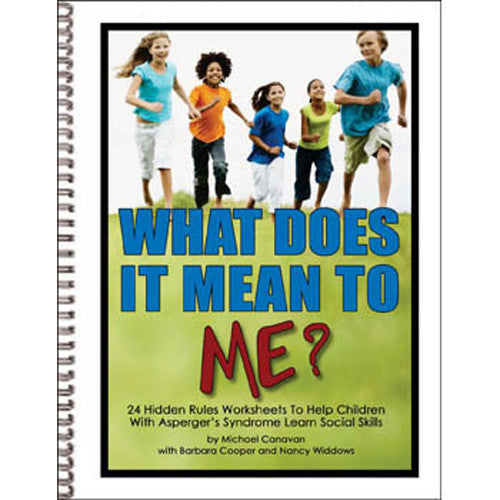 What Does It Mean To Me? Book with CD
