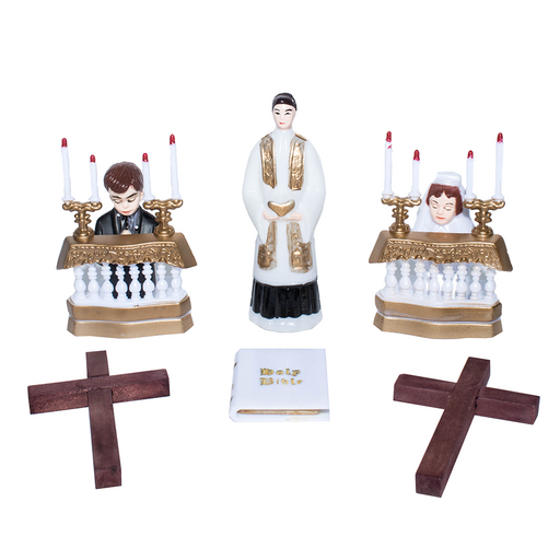 Religious (Christian) Miniatures Set