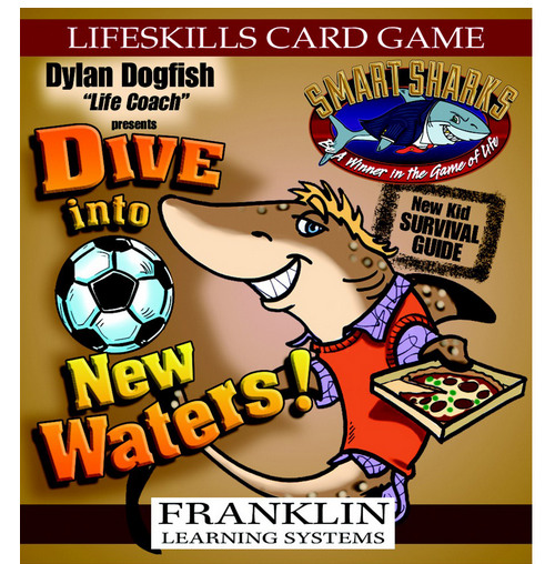 Smart Sharks- Dive Into New Waters Card Game
