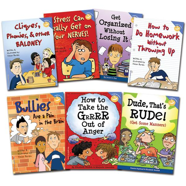 Laugh & Learn Set of 7 Books