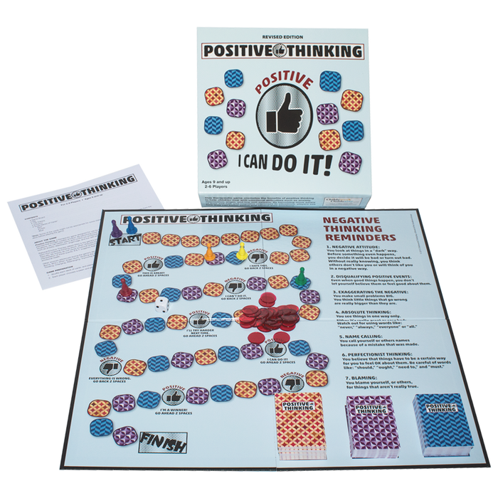 Emotional Competence Play Therapy Game Package