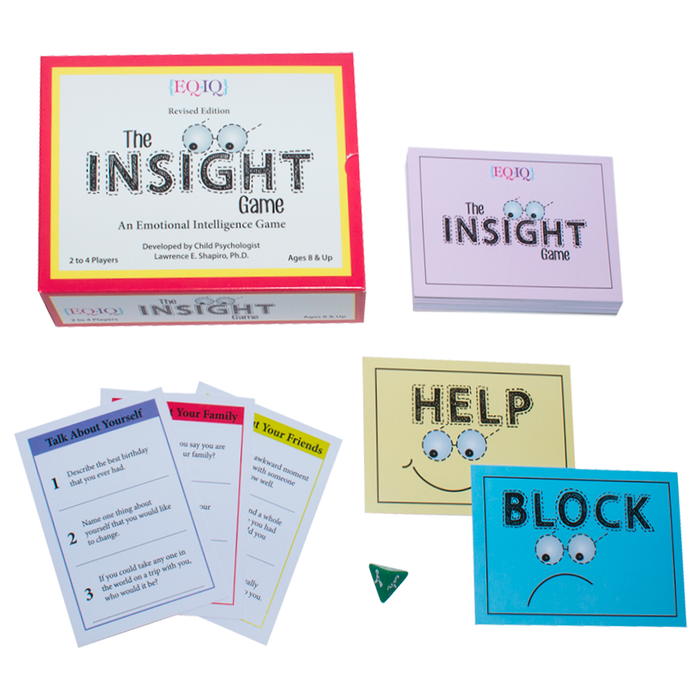 The Insight Card Game