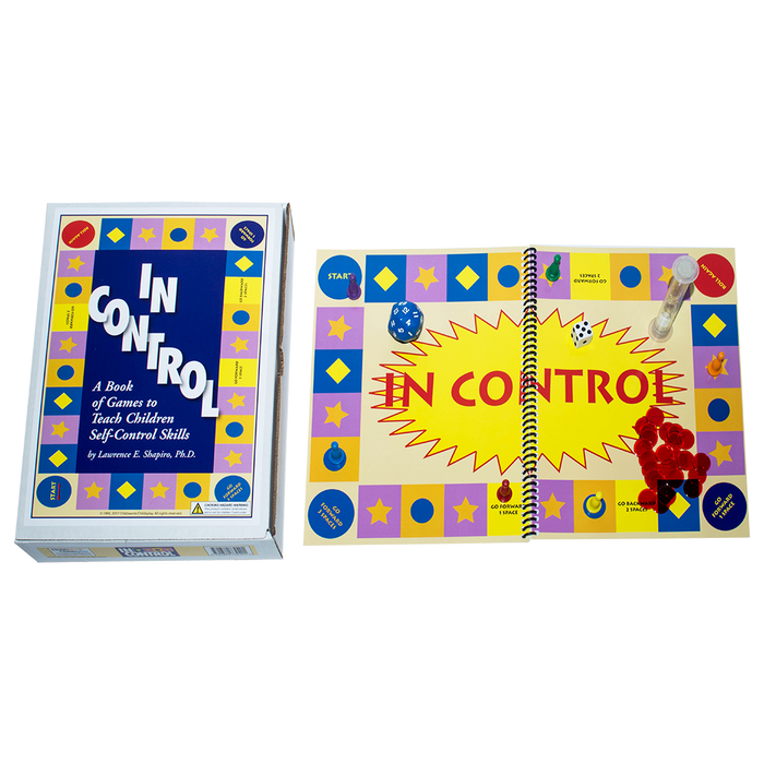 In Control: A Book of Games to Teach Self-Control Skills