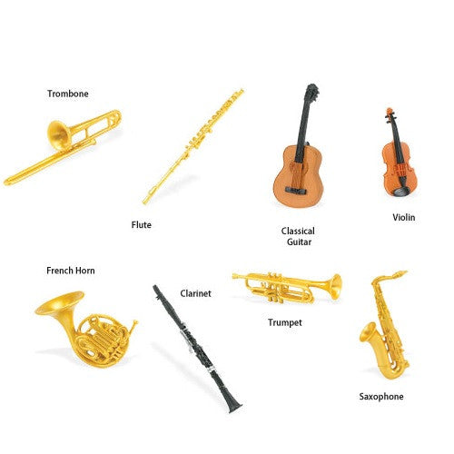 Musical Instruments Toob